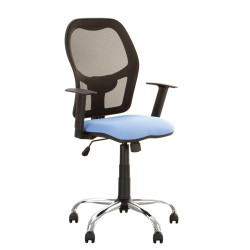 Кресло Мастер нет GTR 5 SL CHR (Master net) Новый Стиль