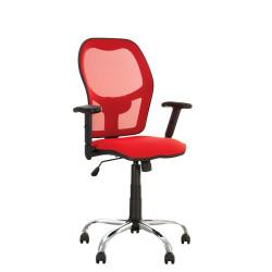 Кресло Мастер нет GTR SL CHR (Master net) Новый Стиль