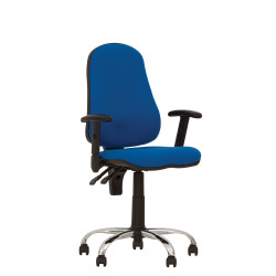 Кресло Оффикс GTR Freelock+ CHR (Offix) Новый Стиль