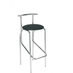 Барный стул Ёла хром (Jola chrome) Новый Стиль