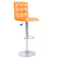 Барный стул Ральф хром (Ralph chrome) Новый Стиль