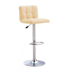 Барный стул Ральф LB хром (Ralph LB chrome) Новый Стиль