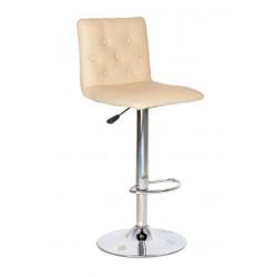 Барный стул Руби хром (Rubi chrome) Новый Стиль