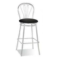 Барный стул Венус хром (Venus chrome) Новый Стиль