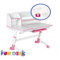 Парта - трансформер Amare II Pink FunDesk