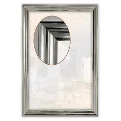 Зеркало Art-com Z1215 Серебро