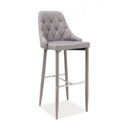 Барный стул Trix H-1 (серый) Signal