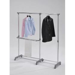 Стойка для одежды Onder Mebli CH-4516 серый