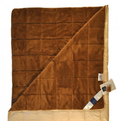 Одеяло шерстяное Камелия Billerbeck