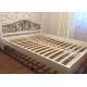 Кровать с ковкой Италия ЧДК