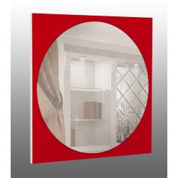 Зеркало Art-com Z7 Красный
