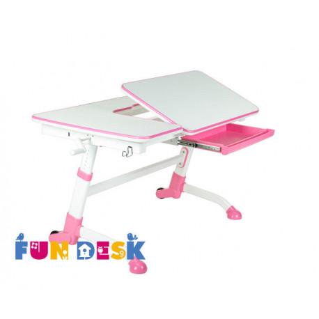 Парта-трансформер Amare Pink FunDesk