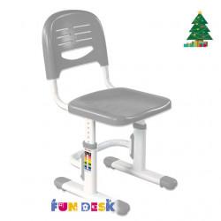 Детский стул-трансформер SST3 Grey Fundesk