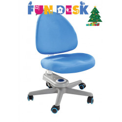 Детское кресло SST10 Blue Fundesk