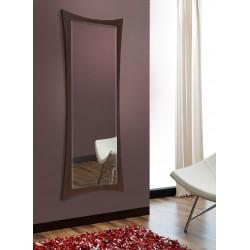 Зеркало на основе ЛДСП с фацетом ZF2 Art-com Венге