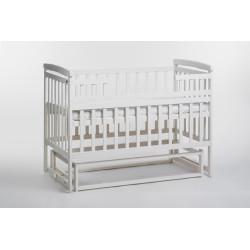 Детская кроватка-трансформер DeSon DS1-06 (ваниль)