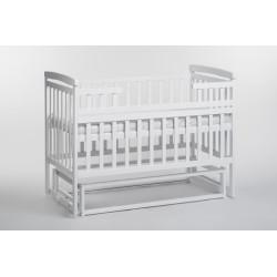 Детская кроватка-трансформер DeSon DS1-05 (белый)