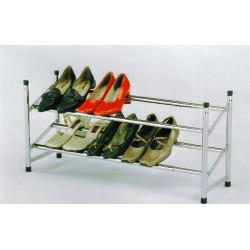 Подставка для обуви Onder Mebli SR-0222 Хром