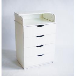 Комод-пеленатор DeSon DS3-01 Белый