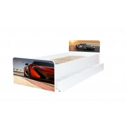 Кровать с ящиком Viorina-Deko BEVERLY 003