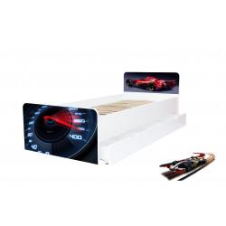 Кровать с ящиком Viorina-Deko BEVERLY 004
