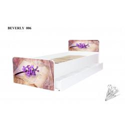 Кровать с ящиком Viorina-Deko BEVERLY 006