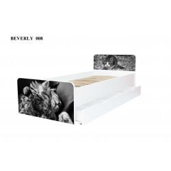Кровать с ящиком Viorina-Deko BEVERLY 008