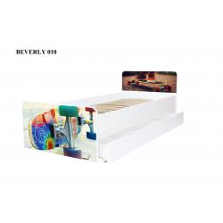 Кровать с ящиком Viorina-Deko BEVERLY 010