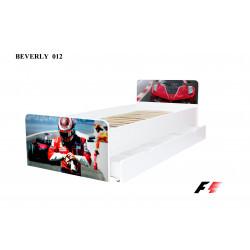 Кровать с ящиком Viorina-Deko BEVERLY 012
