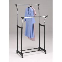 Стойка для одежды Onder Mebli CH-4344 Черный