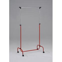 Стойка для одежды Onder Mebli CH-4001-CR RD Красный