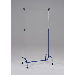 Стойка для одежды Onder Mebli CH-4001-CR BLU Синий