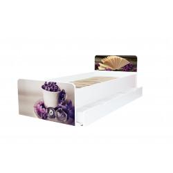 Кровать с ящиком Viorina-Deko BEVERLY 014