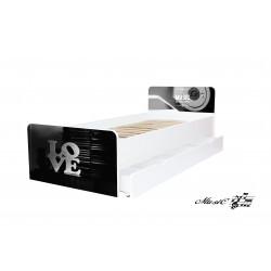 Кровать с ящиком Viorina-Deko BEVERLY 017