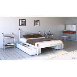 Кровать Калипсо Металл-Дизайн