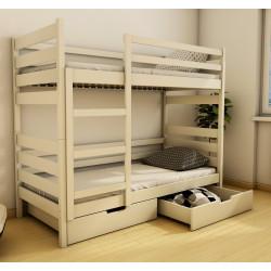 Кровать двухъярусная Амели Луна