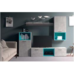 Мебельная стенка Колибри Гербор