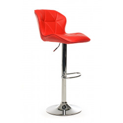 Барный стул Vetro Mebel B-70 красный