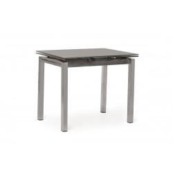 Стол Vetro Mebel T-231-8 серый