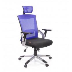 Кресло Прима PL HR ANF синий А-класс