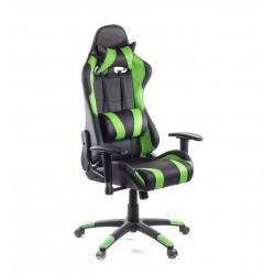 Кресло Хорнет PL RL зеленый А-класс