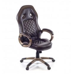Кресло Блиц PL TILT коричневый А-класс