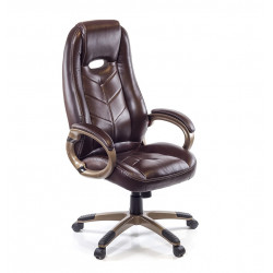 Кресло Брук PL TILT коричневый А-класс