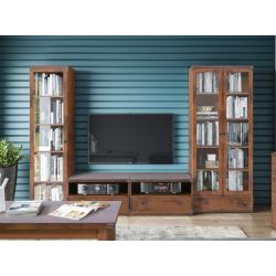 Мебельная стенка Индиана БРВ
