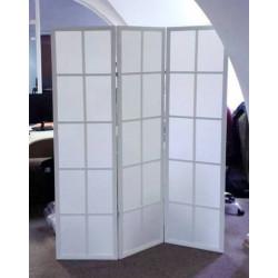 Ширма Кантри 100-3S Белый