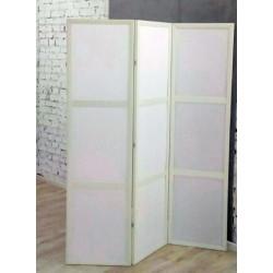 Ширма Кантри 300-3S Белый