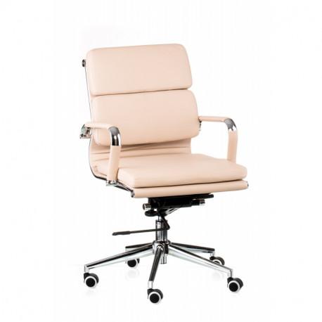 Кресло Solano 3 artleather beige Special4You Technostyle