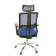 Кресло Сити CH SR(L) синий А-класс