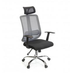 Кресло Сити CH SR(L) серый А-класс