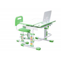 Комплект парта и стул-трансформер Lavoro Green FunDesk